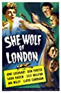 She-Wolf of London (1946) Poster