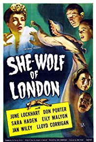 Primary photo for She-Wolf of London