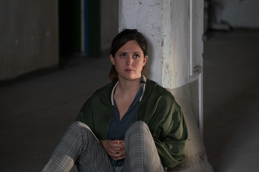 Emily Cox in Danowski - Blutapfel (2019)