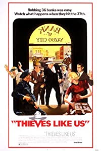 Legal movies downloads free Thieves Like Us [720px]