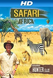 3D Safari: Africa Poster