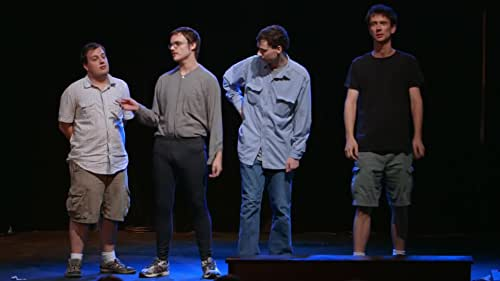 """Four friends on the Autism spectrum who have bonded through humor and performed as the comedy troupe """"Asperger's Are Us"""" will prepare for one final, ambitious show before going their separate ways."""