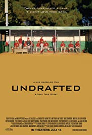Undrafted(2016) Poster - Movie Forum, Cast, Reviews