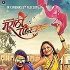 Kiran Sharad and Vikash Patil in Marathi Tigers (2016)