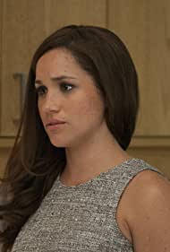 Meghan Markle in Suits (2011)