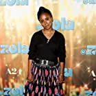 Janicza Bravo at an event for Zola (2020)
