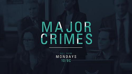 Major Crimes: Off The Wagon