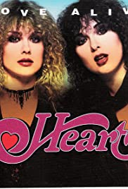 Heart: Love Alive Poster