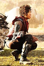 Adriyan Rae in Vagrant Queen (2020)