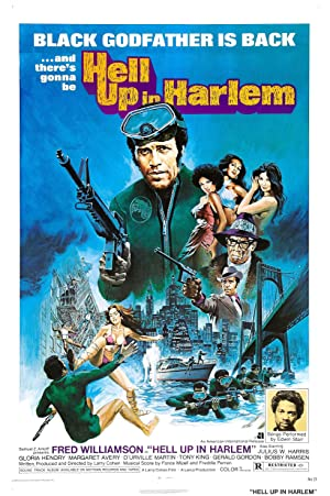 Where to stream Hell Up in Harlem