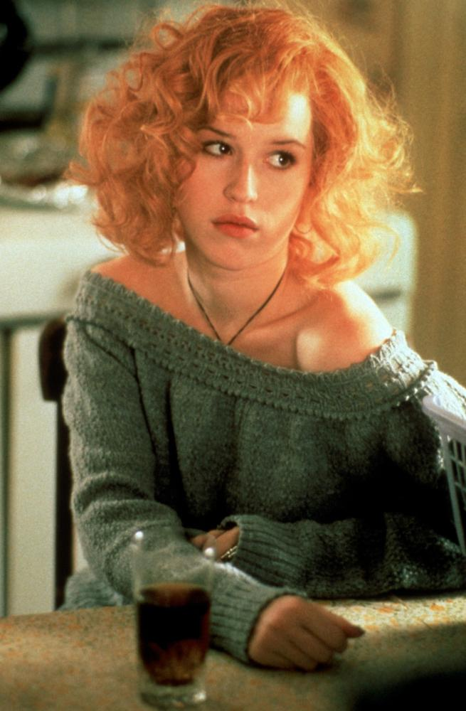 Molly Ringwald in Fresh Horses (1988)