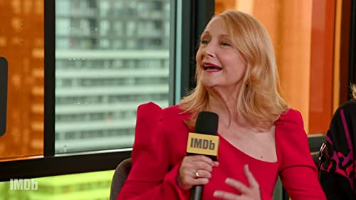 "Patricia Clarkson Connects 'Out of Blue' to ""Sharp Objects"""