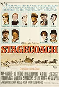 Stagecoach (1966) Poster - Movie Forum, Cast, Reviews