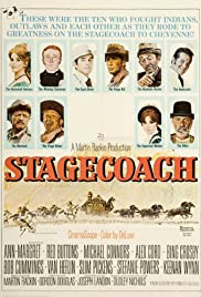 Stagecoach (1966) Poster - Movie Forum, Cast, Reviews