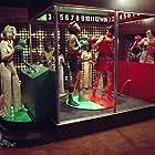 Blythe Danner, Peter Fonda, and Nick Dimitri in Futureworld (1976)