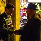 Michael Chiklis and Enver Gjokaj in Vegas (2012)