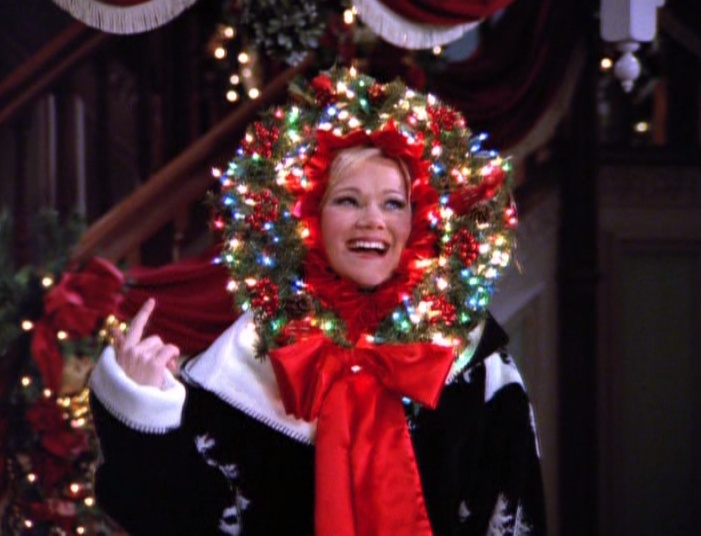 Caroline Rhea in Sabrina, the Teenage Witch (1996)