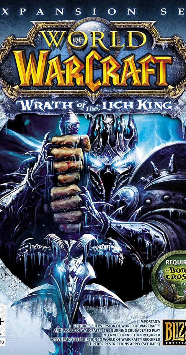 World of Warcraft: Wrath of the Lich King (Video Game 2008