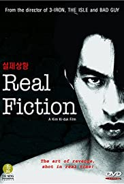 Real Fiction Poster