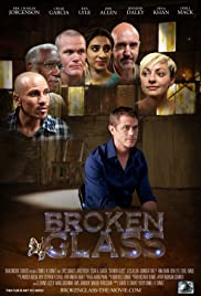 Broken Glass Poster