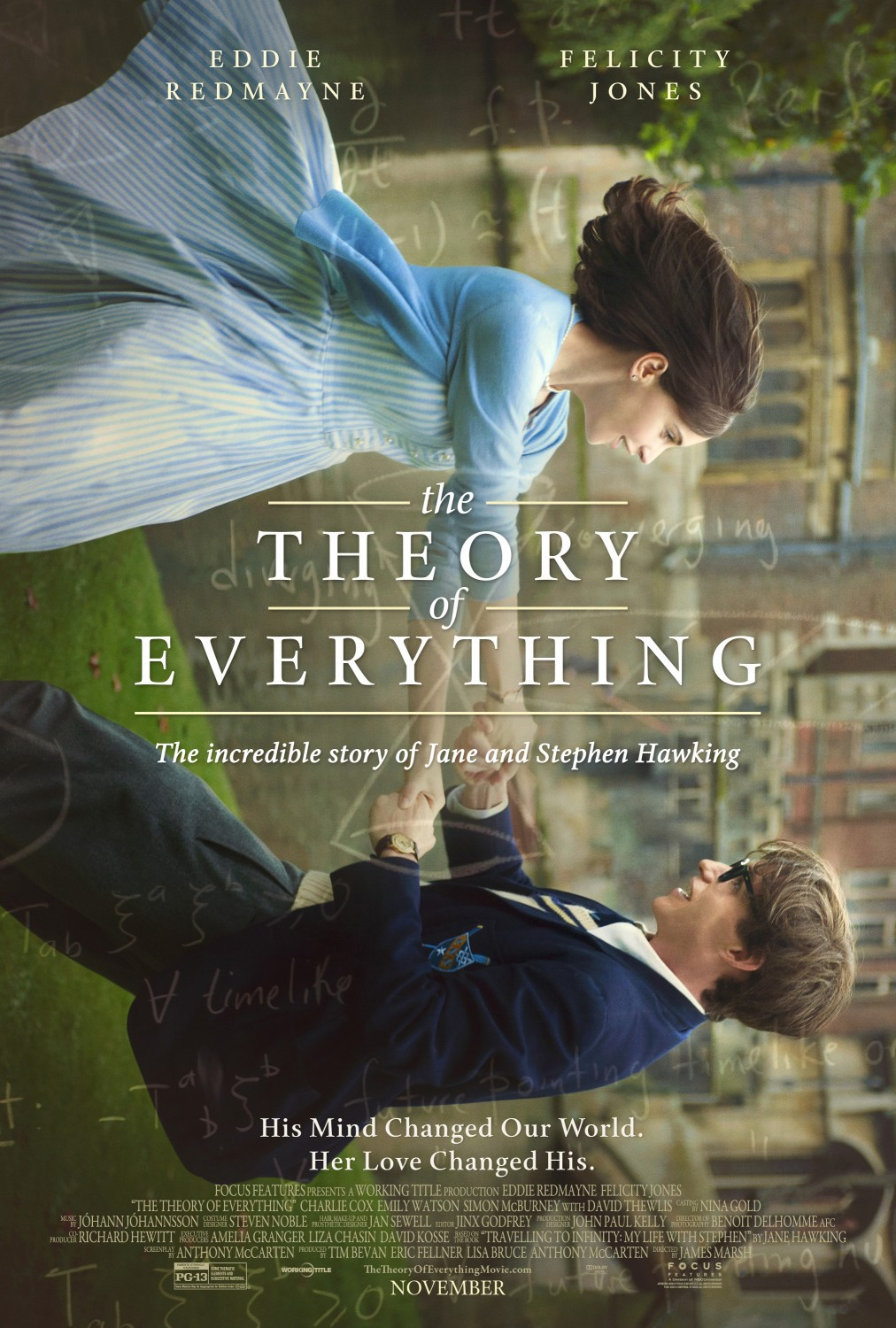 The Theory of Everything (2014) BluRay 480p, 720p & 1080p