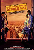 Primary image for Once Upon a Time in Mumbai