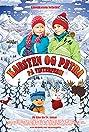 Karsten og Petra på vinterferie (2014) Poster