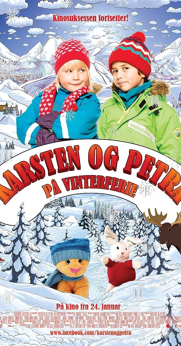 Subtitle of Karsten og Petra på vinterferie