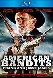 American Bandits: Frank and Jesse James (2010) Poster - Movie Forum, Cast, Reviews