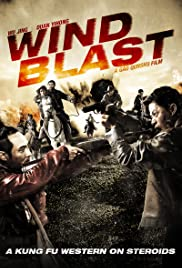 Wind Blast Poster