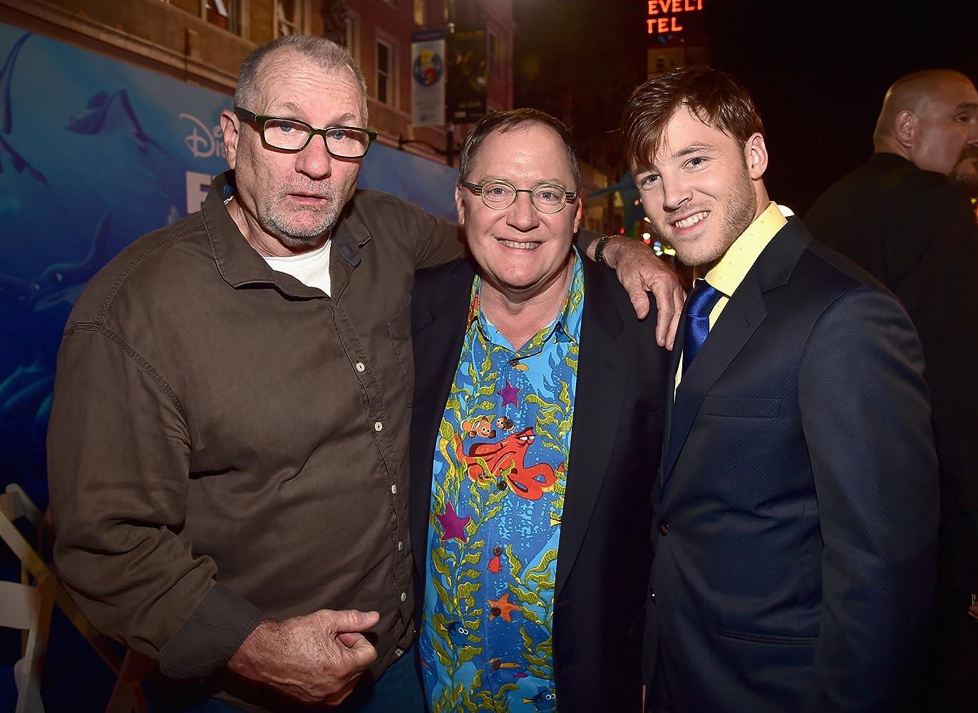 John Lasseter, Ed O