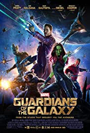Guardians of the Galaxy (Guardianes de la Galaxia)