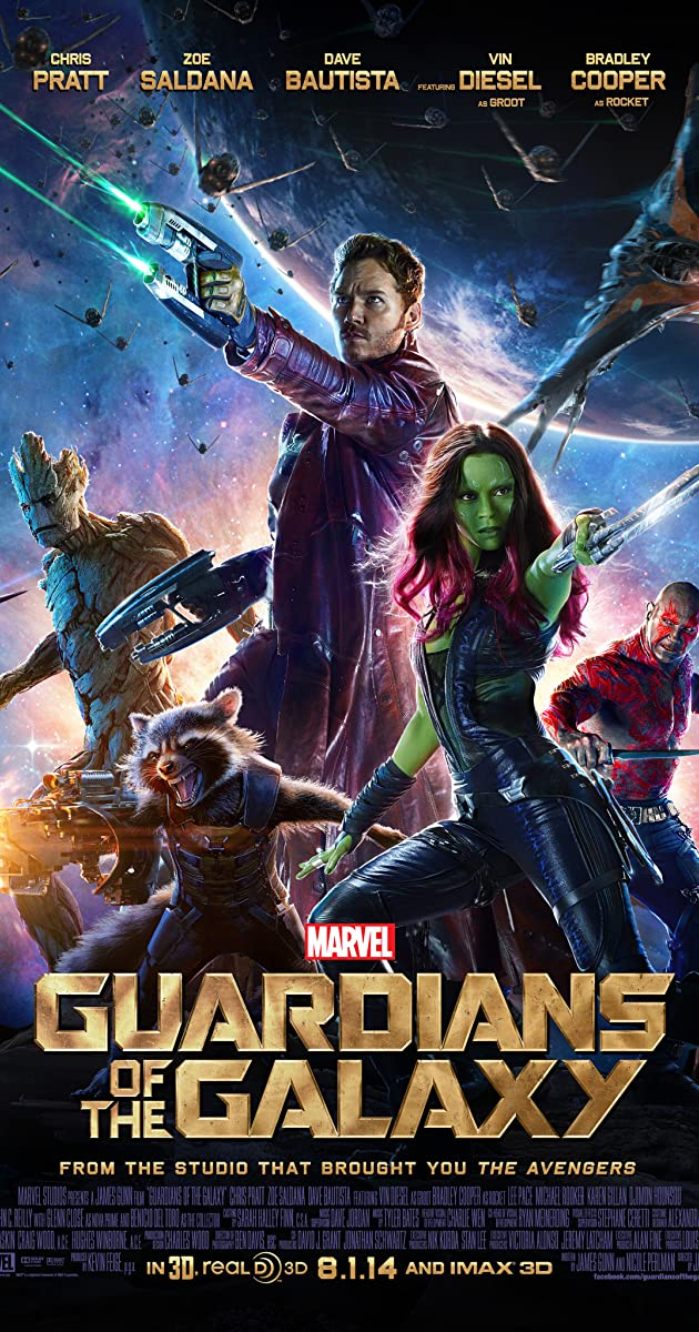 Guardians of the Galaxy (2014) - Trivia - IMDb