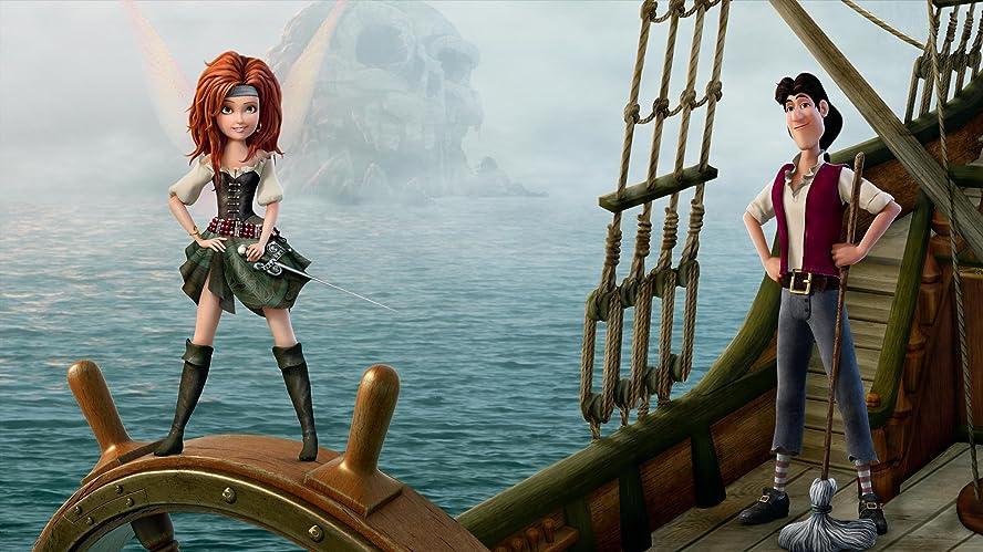 картинки с феями пиратского острова одной последних новинок