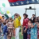 Scott Baio, Jimmy Baio, and Jill Whelan in Fantasy Island (1977)