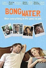 Alicia Witt, Scott Caan, Andy Dick, Brittany Murphy, Luke Wilson, and Jack Black in Bongwater (1998)