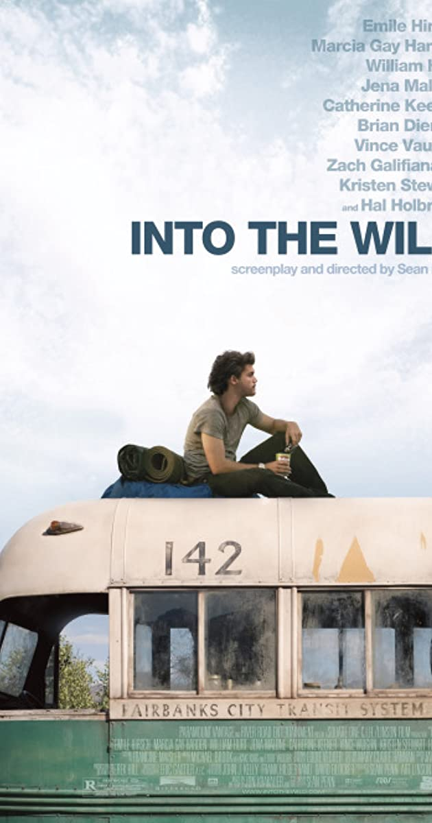 into the wild   plot summary  imdb plot
