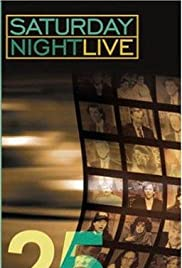 Saturday Night Live 25 Poster