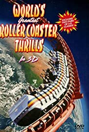 America's Greatest Roller Coaster Thrills in 3D Poster