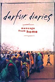 Darfur Diaries: Message from Home Poster