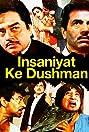 Insaniyat Ke Dushman (1987) Poster