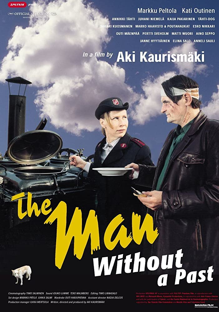 Mies vailla menneisyyttä (2002)