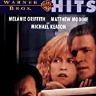 Melanie Griffith, Michael Keaton, and Matthew Modine in Pacific Heights (1990)