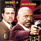 Louis Gossett Jr. and Jonathan Silverman in The Inspectors 2: A Shred of Evidence (2000)