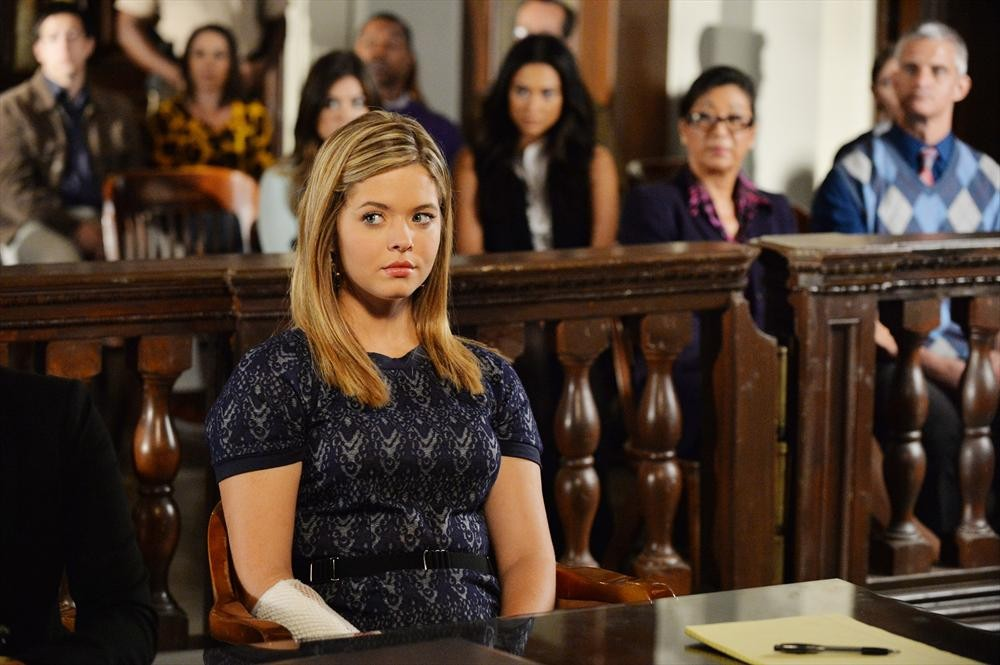 Pretty Little Liars The Melody Lingers On Tv Episode 2015 Imdb