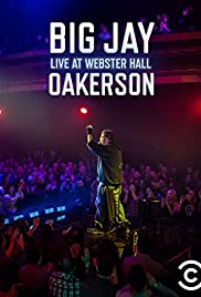 Big Jay Oakerson: Live at Webster Hall (2016) 1080p