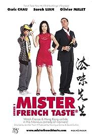 Mister French Taste Poster