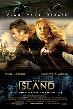 Movie The Island (2005)