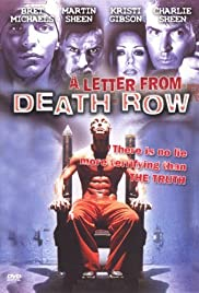 A Letter from Death Row Poster