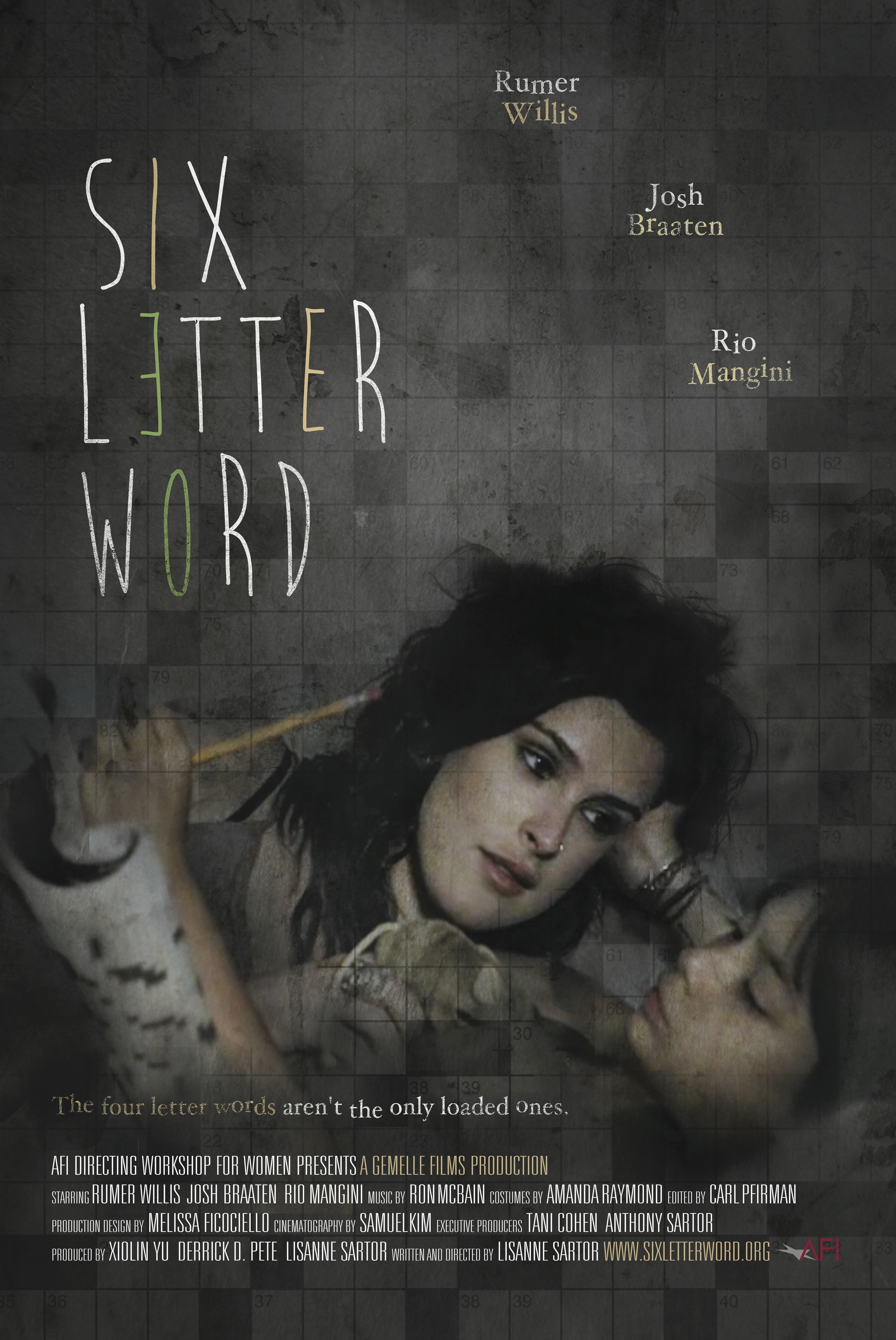 Six Letter Word (2012) - IMDb